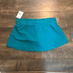 Tropical Escape Swim Skirt/Bottoms SZ 8 NWT